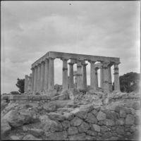 Aegina. Temple of Aphaia
