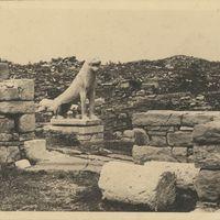 Delos Archaic lion