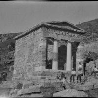 Delphi. Athenian Treasury
